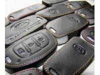 Кожаные чехлы для автоключей (22)