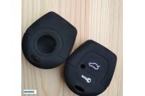 Силиконовый чехол на ключ Volkswagen VW Passat поло гольф Sharan Bora 2 кнопки