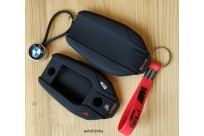 Силиконовый чехол на ключ BMW  5 7 серии 730li 740li 750li G11 G12 Led дисплей