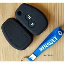 Силиконовые чехолы для автомобильных ключей Renault Clio, MASTER, Megane, Modus,Espace, Kangoo, Sceni, Laguna, Twingo, Dacia Logan, Sandero
