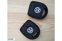 Силиконовый чехол на ключ Volkswagen Golf Jetta Passat GTI