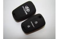 Силиконовый чехол на ключ Hyundai accent