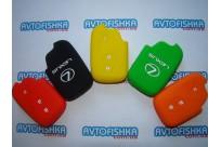 Силиконовый чехол на ключ Lexus (смарт 3 кнопки)