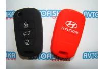 Силиконовый чехол на ключ Hyundai