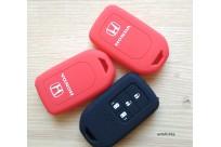 Силиконовые чехлы для автомобильных ключей Honda Accord,CRV,Civic,Pilot new
