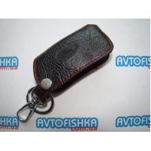 Кожаный чехол на ключ Ford fiesta, focus 2