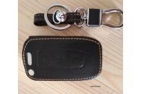 Кожаный чехол на ключ Hyundai tucson ix35 и др.