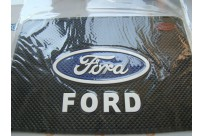Не скользящий коврик под телефон с логотипом Ford