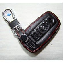 Кожаный чехол на ключ BMW M1 M2 M3 F10 F20 F30 F05 335 328 535 650 740