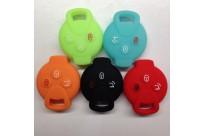 Силиконовые  чехлы для автомобильных ключей Smart
